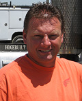 Mike Sciacca, Paving Manager
