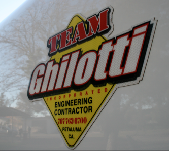 Team Ghilotti's Services